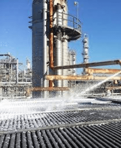 Foam Cleaning HRSG Refinery